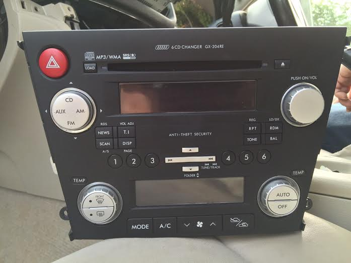 Stereo and Security Equipment